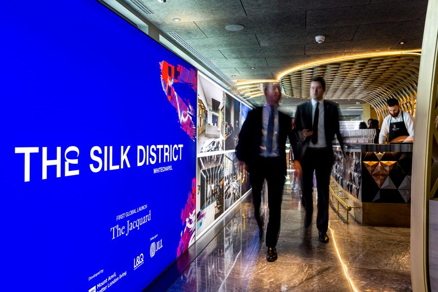 Maxime Dardenne The Silk District